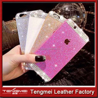 slim sparkling shining case for iphone 6, for apple iphone 6 luxury case,for apple iphone 6 top seller case