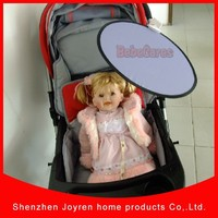 New retractable car sunshade cover
