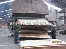 high quality full automatic plywood hot press machine / veneer hot press