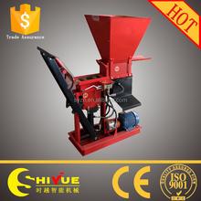 high quality eco brava equipment to make bricks excellent factory of soil brick making machine