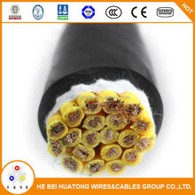 0.75mm 1mm 1.5mm 2.5mm 4mm 6mm PVC Insulated and sheathed Control Cables