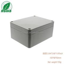 rc aluminum chassis,distribution box din rail type enclosure,din rail mounting enclosures
