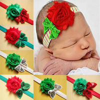 Stock Of Christmas Items Child Ornaments For Hair Infant Hair Headbands
