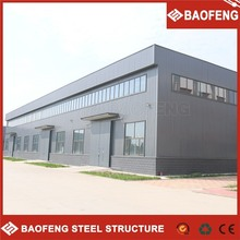 insulated low cost prefabricated living hebei warehouse for renting