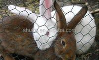 hexagonal wire mesh rabbit cage chicken portable wire dog fence
