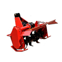 Agriculture machinery tractor used PTO rototillers for sale