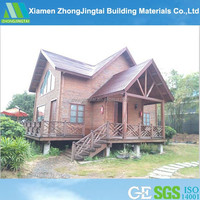 Low cost prefab cabin,flexible and durable pre fabricated house
