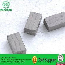 Reinforce Concrete and Asphalt Cutting Tool Diamond Segment for Asphalt and Concrete Saw Blade Price List
