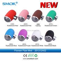 Hot selling e cigarett pioneer pipe mod top quality electronic cigarette 18350 e pipe mod