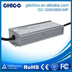 CC-120W3600-MP constant current dimmable led driver,led constant current driver,constant current led driver