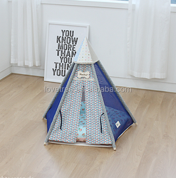 2015 Hot sale Lovetree Factory cute dog bed tent cat bed tent