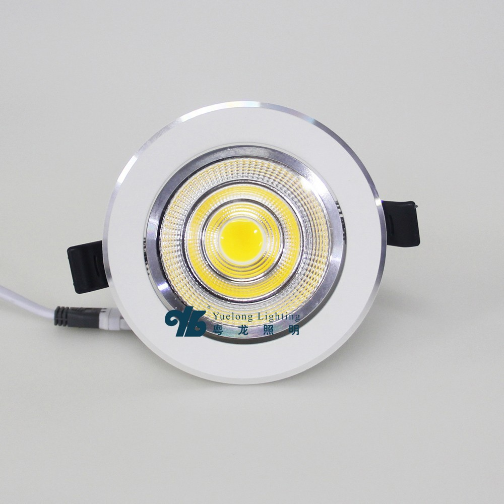 Led Ceiling Lights Made In China : Super bright w cob led ceiling light made in china buy