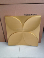 Popular decorative polymer Composite 3d PVC Wall Panels Designs