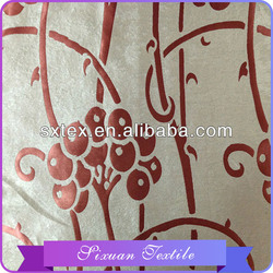 Newest Design 10 years experience Blackout fabric polyester polyurethane