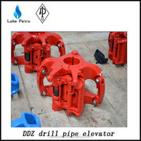 well drilling use drill pipe/collar elevator