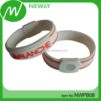 popular new silicone best quality power band bracelets