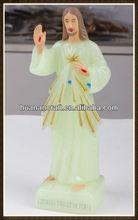 2013 religiosa de la resina estatua de jesús