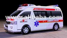 Ambulance Hiace Commuter