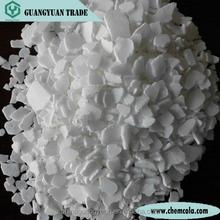 calcium cloride 74% flake 50 lb bag,snow melting salt