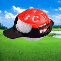 New Arrival Excellent Quality 6 in 1 Golf Ball Line Liner Marker Multi-Template Drawing Alignment Marks Tool