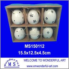 best selling festive gift ceramic eggs easter decor