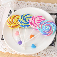 lollipop erasers with smell for kids