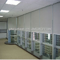 Excellent Fabric Automatic Office Roller Blinds Curtains