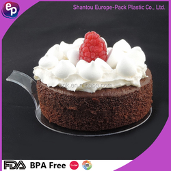 Europe pack Party Supply Ps Disposable Good Quality plastic packaging cake container
