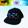 Hip Hot Flat brim high profile fitted hats