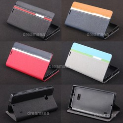 Hot selling Wholesale China Belt Clip Flip Leather Case for Nokia Lumia 930 Flip Cover Case