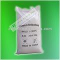 Cloruro de amonio 99.5% min blanco como la nieve en polvo
