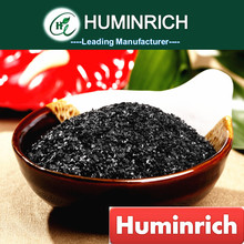 Huminrich Reduced Shipping Cost For All Soils 75% Fulvic Acid Potassium Humate Supplier