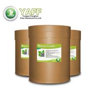 vanillin for food grade CAS No:121-33-5