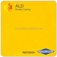 ALD thermosetting epoxy resins solid powder coating