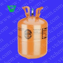 DOT approved 25LBS Refrigerant gas r407c