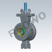 gas specialized ball valve gas specialized ball valve pneumatic wafer ball valve two-piece ball valve