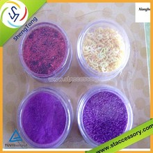 years experience wholesale customized nail glitter powder kg