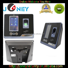 biometric access support Facial +fingerprint+ RFID Card recognition method