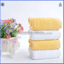 Hot sell organic cotton towel / terry towel stocks