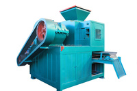 2015 screw type biomass wood charcoal briquette machine