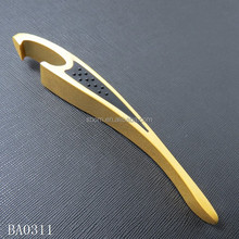 guangzhou High quality metal gift gold color bottle opener