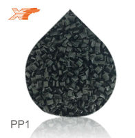 thermal arrest homopolymerized PP plastic granules
