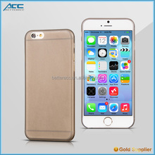2015 new products 0.35mm super thin phone case for iPhone 6