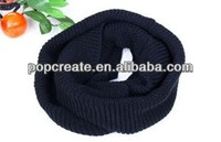 hot selling lovely knitted scarf and snood