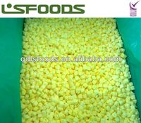 Organic Frozen IQF Pineapple