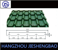 Colored Galvalume Corrugated Iron Sheet for Roofing