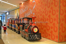 We manufacture safe indoor mini toy electric train