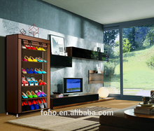 mobili per la casa scaffale in metallo pieghevole in acciaio inox armadio per abiti abiti scarpa scaffali