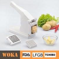 2015 hotsale plastic vegetable and fruit chopper