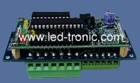 Best selling products DMX 512 Power super Compact 3 Channel LED Driver/3 Output Channels